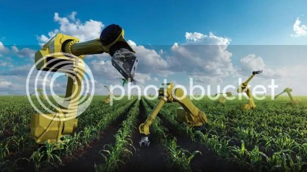 Robotfarm Miyagi megyében