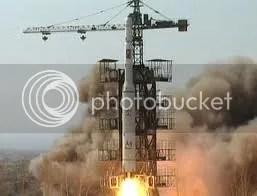 Észak-Korea rakéta