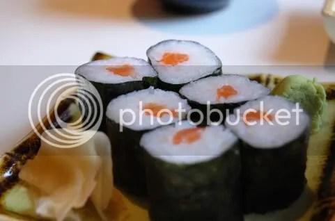 Inter Japán Magazin: Sushi