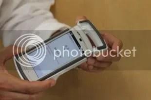 Sugarzasmeres mobiltelefonnal