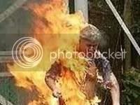 Felgyújtotta magát egy fukusimai asszony