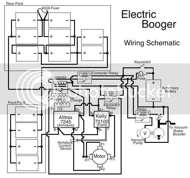 kelly controller 72v wiring diagram
