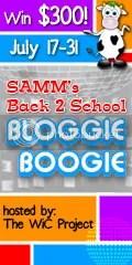 Back 2 School Bloggie Boogie Giveaway Hop