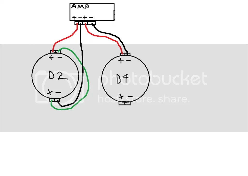 Quad Voice Coil Wiring Diagram Quad Distribution Board