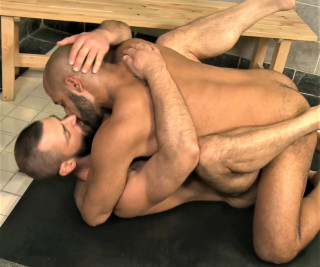 Leo Forte and Jake Morgan
