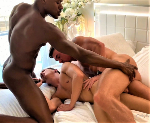 Rhyheim Shabazz – NEW MOVIE with Isaac Parker (isaacparkerxxx) and Cade Maddox