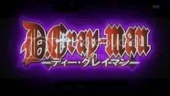 D. Gray-Man Logo
