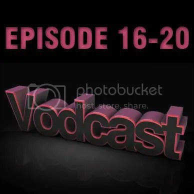 TKE Vodcast ON-AIR Episode 16-20