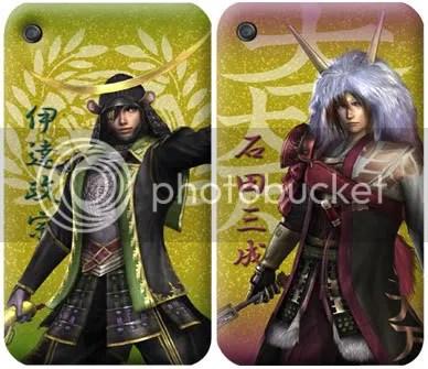 Samurai Warriors 3 / Sengoku Musou 3 iPhone Cover