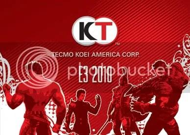 TECMO KOEI E3 2010