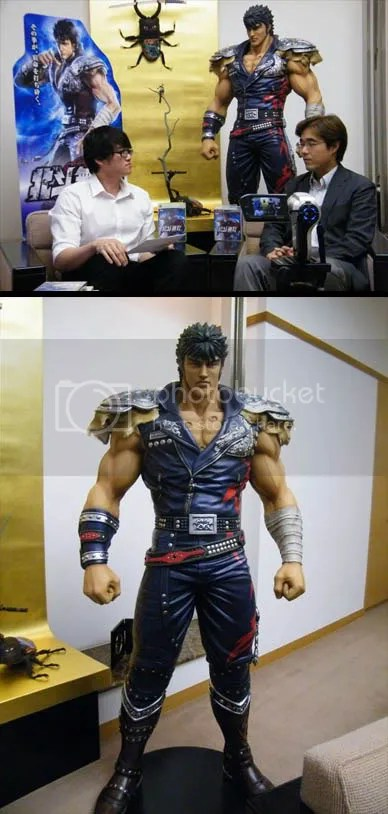 Interview with Hisashi Koinuma - Fist of the North Star: Ken's Rage Hokuto Musou