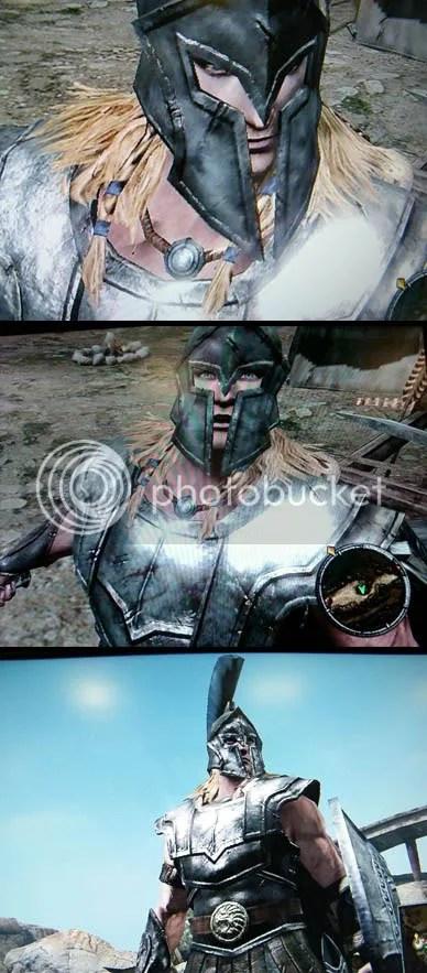 Warriors: Legends of Troy - Achillies - Memorabilia Demo