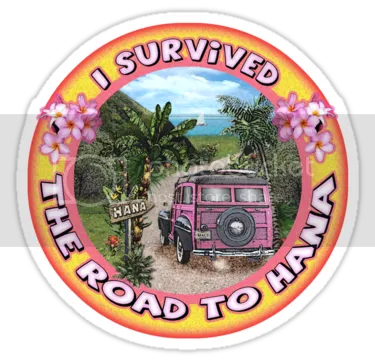 I Survived The Road To Hana