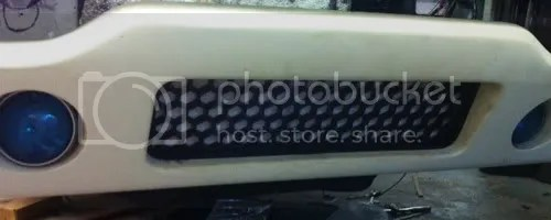 Honeycomb Grille Insert