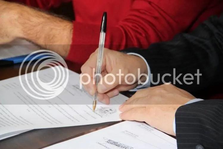 Protocollo legalità SOS Democrazia