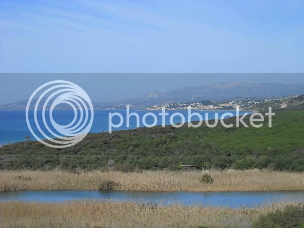 CODICE: A-16. TITOLO: Riserva naturale foce del fiume Platani.
