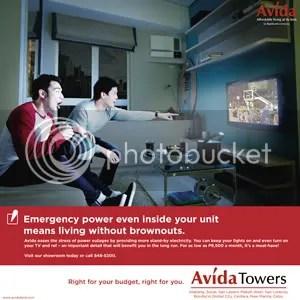 Condominium must haves, ayala, avida, avida towers primea taft, manila, manila, ayala, avida