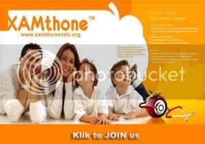 Pendaftaran Agen Xamthone Plus