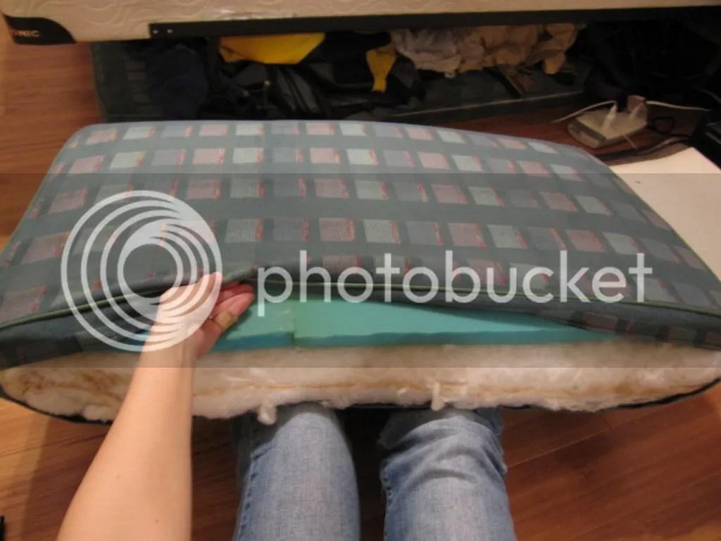 Polyurethane Foam boat cushions 7