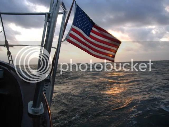 Roannon's American Flag