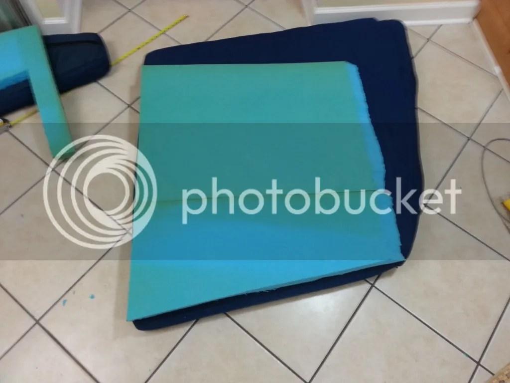 V-berth Cushion Foam 4