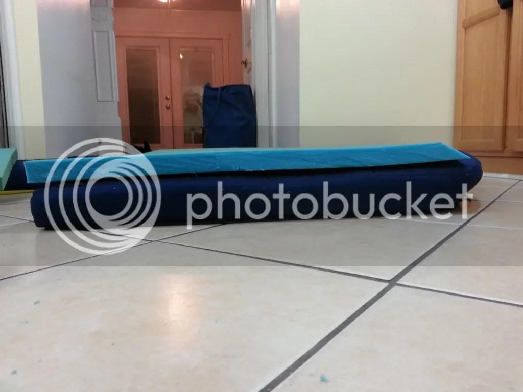 V-berth Cushion Foam 5