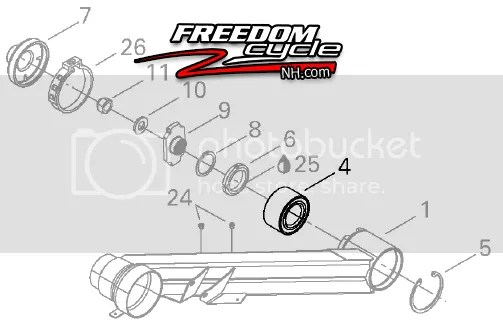 03-15 CAN-AM OUTLANDER 330 400 650 800 RENEGADE TRAILING