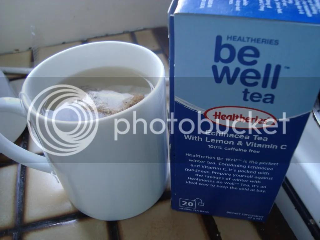 Be well tea