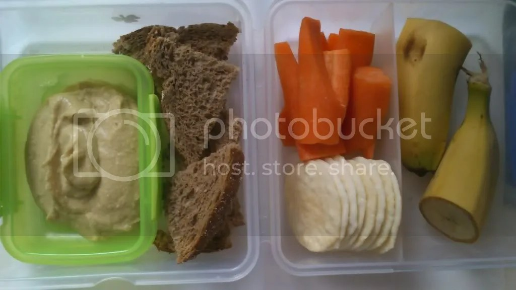 Hummus Lunch Box