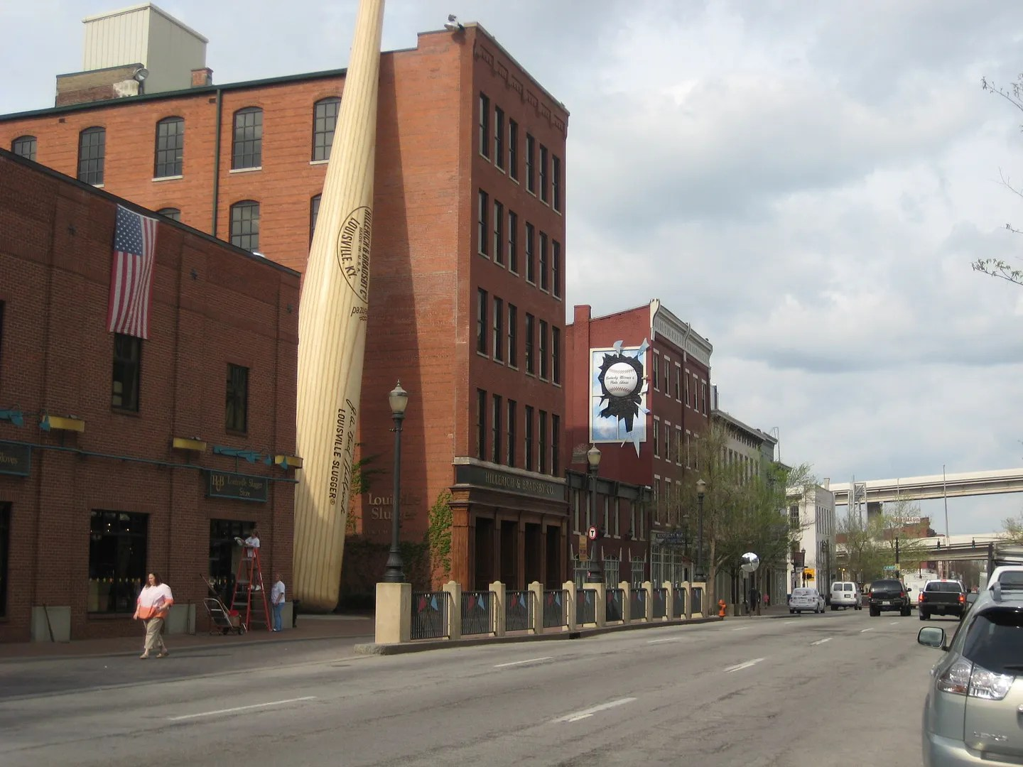 Image result for louisville slugger museum