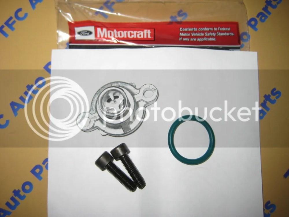 medium resolution of details about ford 7 3 diesel super duty fuel filter pressure relief valve cap kit unit oem