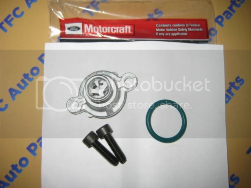 small resolution of details about ford 7 3 diesel super duty fuel filter pressure relief valve cap kit unit oem