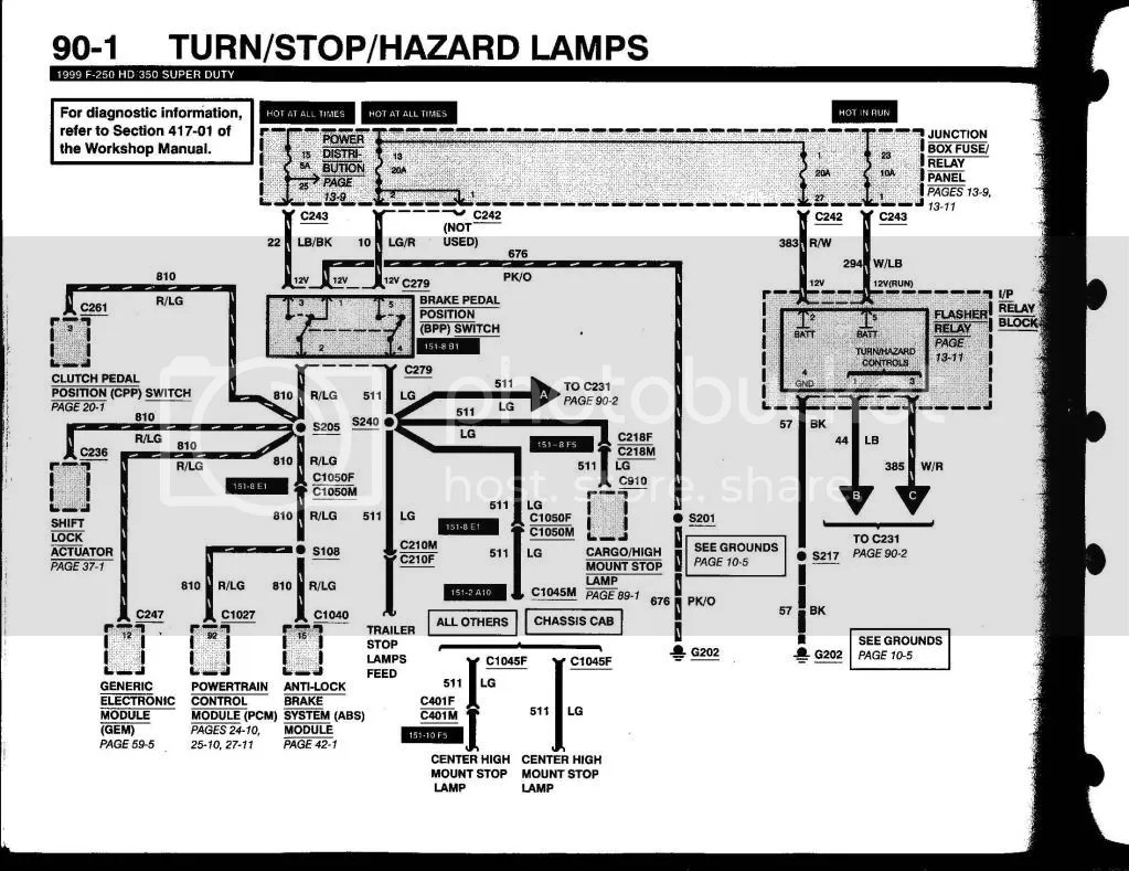 hight resolution of 2011 f250 wiring diagram tail lights simple wiring schema 2011 ford f 250 tail light wiring on