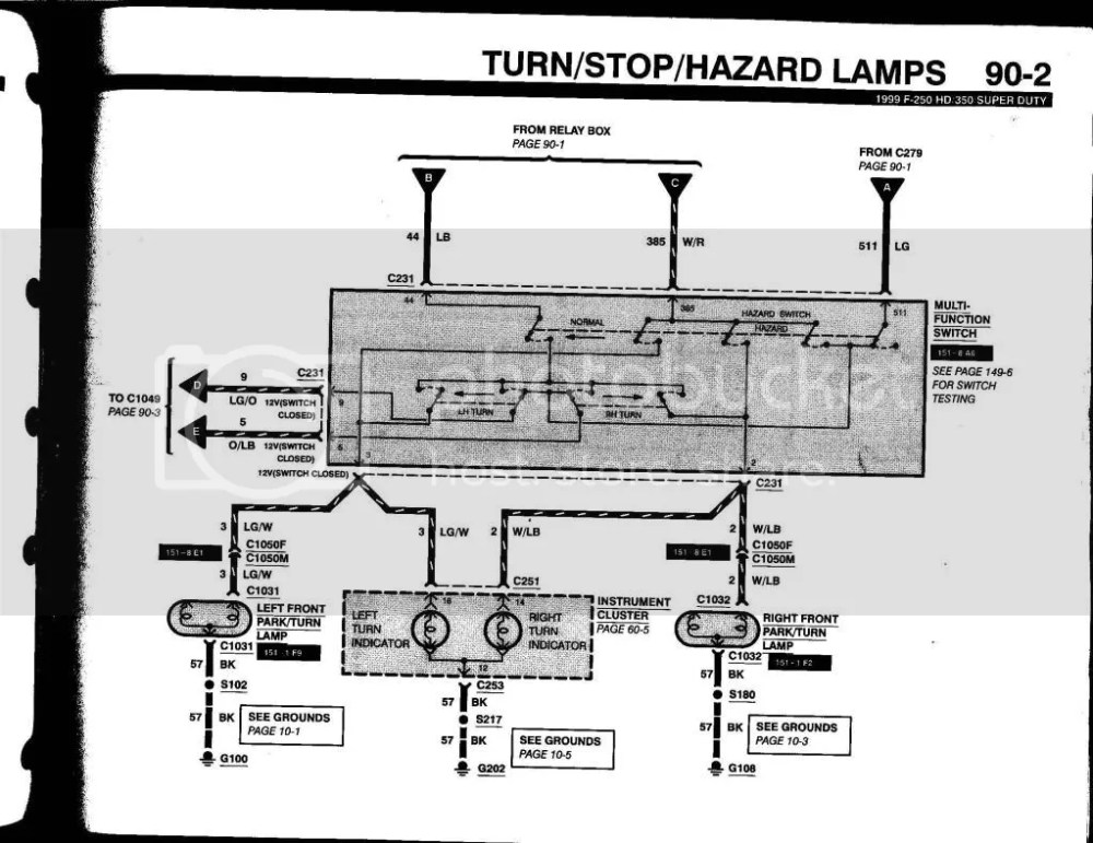 medium resolution of 2010 ford f 250 turn signal flasher wiring diagram wiring diagram loadsignal flasher schematic 17