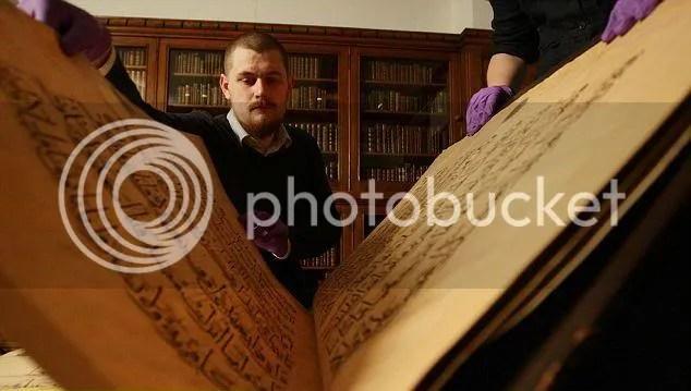 2 Al Quran Berusia Melebihi 500 Tahun