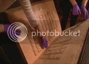 4 1 Al Quran Berusia Melebihi 500 Tahun