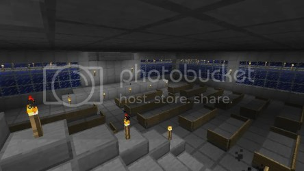 Sunrise Bay City Hall Minecraft level by Haily