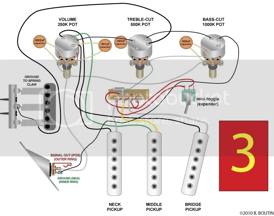 Gl Guitar Wiring Diagram