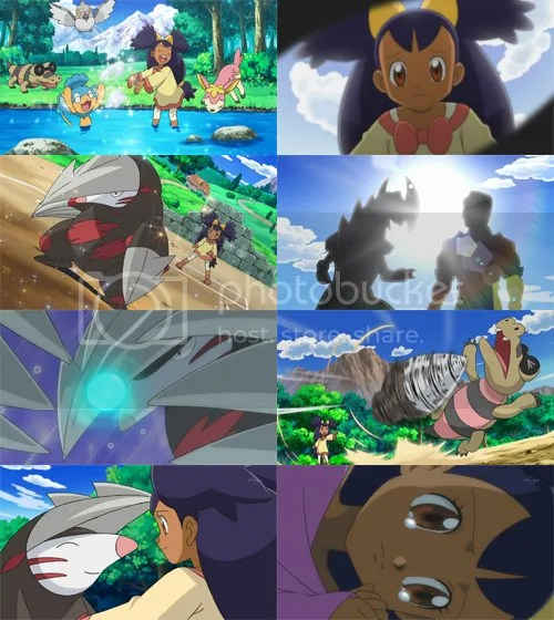 REVIEW: Pokemon Best Wishes Ep. 36 *Giga Drill ... - …