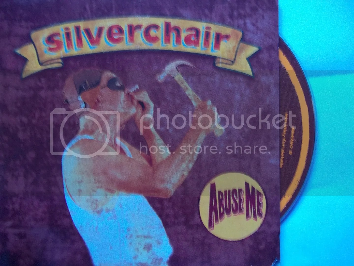 Silver Chair Silverchair Abuse Me Records Lps Vinyl And Cds Musicstack