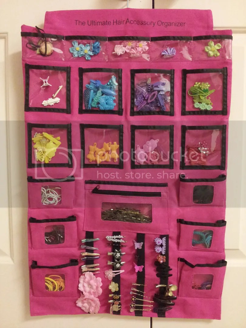 The Ultimate Hair Accessory Organizer Review Giveaway
