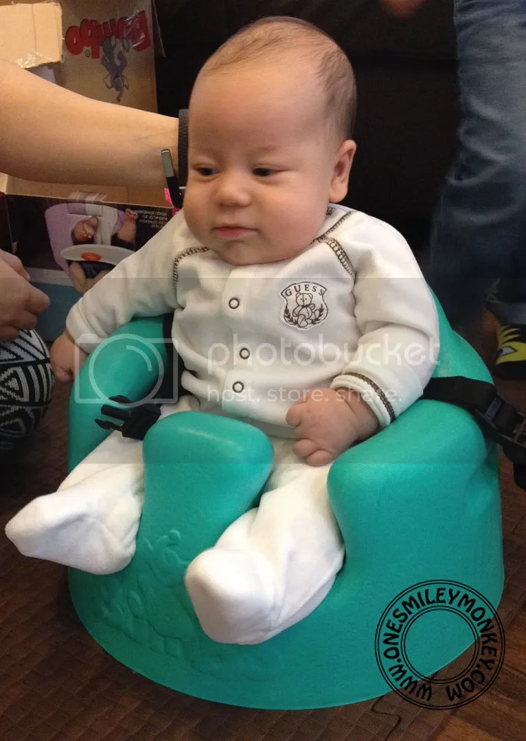 Bumbo Floor Seat  Bumbo Booster Seat Review