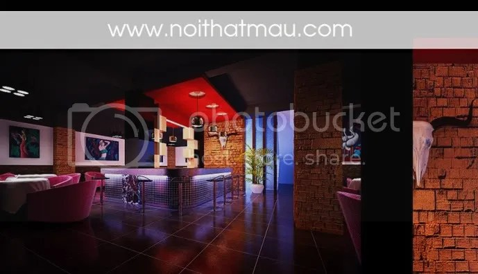 thiết kế nội thất cafe đẹp
