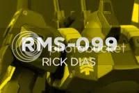 rick dias, rms 099, hangar-mk, hmk, site hmk, forum hangar mk, gundam, zeta gundam