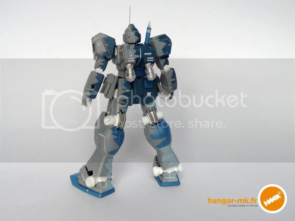 "RGM-79 Q ""BLACK SHEEP"", hmk, hangar-mk.fr"