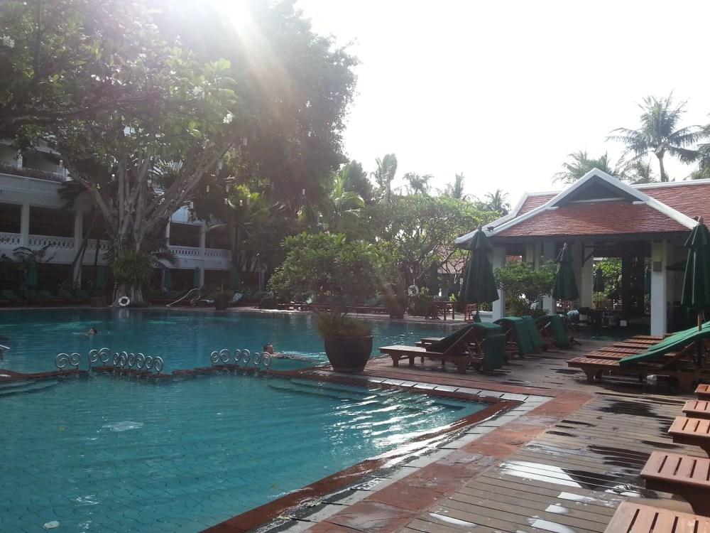 Anantara Bangkok Riverside Resort and Spa (4/6)
