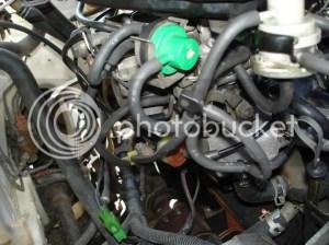 Vacuum Hose: Toyota 2e Vacuum Hose Diagram