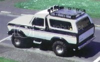Roof Rack/ off road lights - Ford Bronco Forum