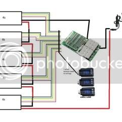 4s Bms Wiring Diagram Miller Welder 220v Plug Lipo To Bestek D167 - Endless Sphere