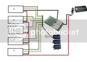 Li Ion Lipo Battery Charging Circuit Pic16f876